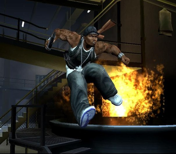 50 cent bulletproof game ps4